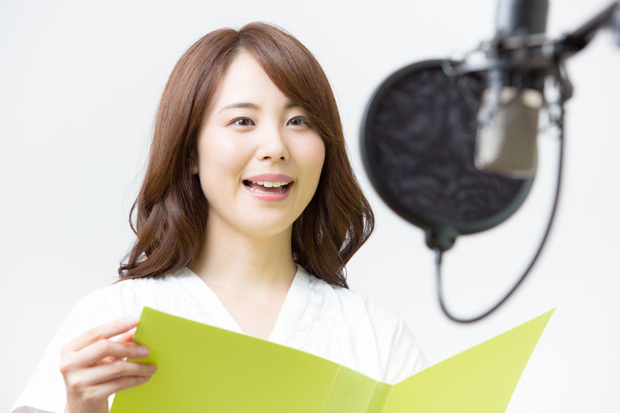 声優を目指す人のための訛り矯正方法とは?