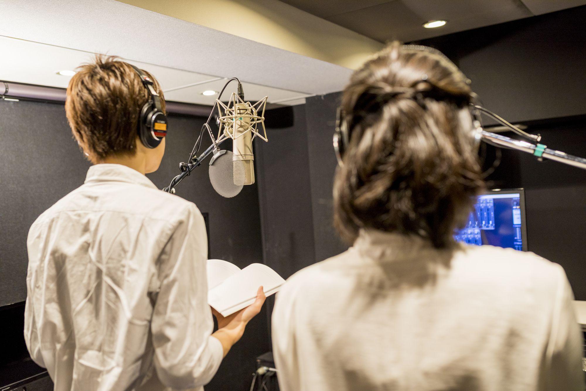 有名な卒業生が知りたい!東京の声優養成所に通っていた声優・有名人